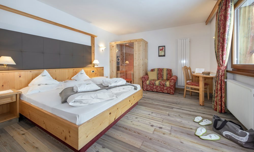 Hotel Waldheim - Categoria Alpin Relax