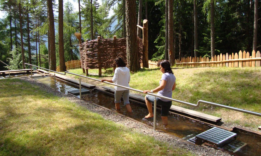 Wellness in the Dolomites – possibilities outside of the hotel