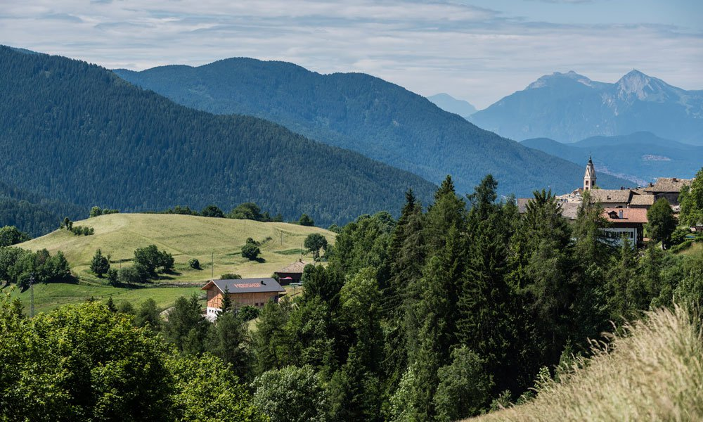 Val di Fiemme/Dolomites: a charming valley between South Tyrol and the Trentino