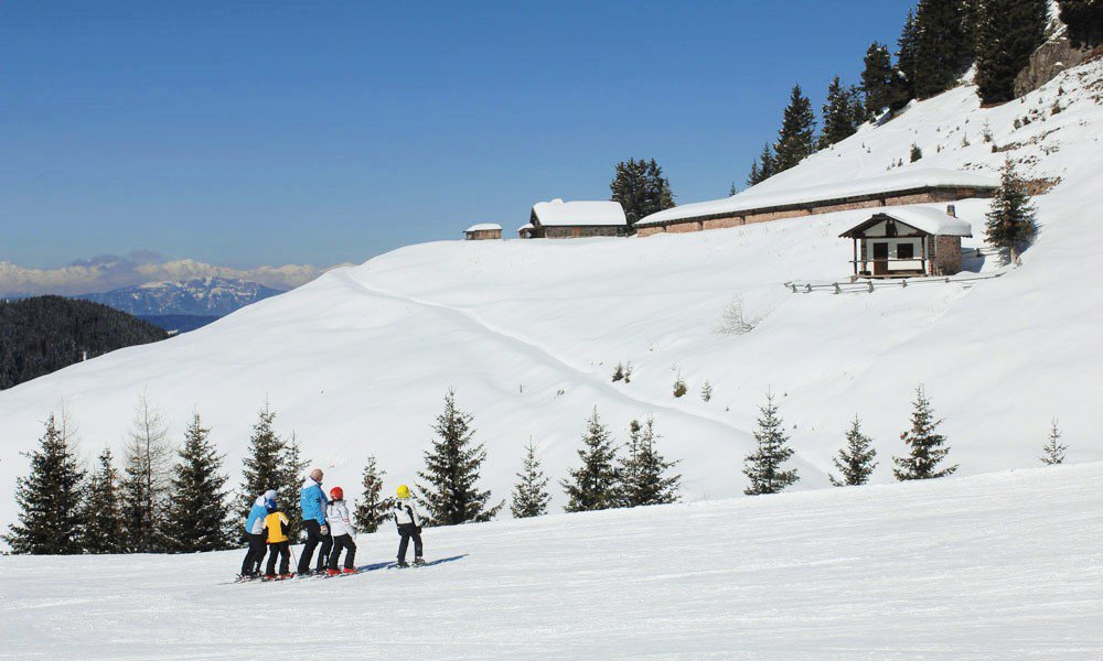 Ski tours for beginners