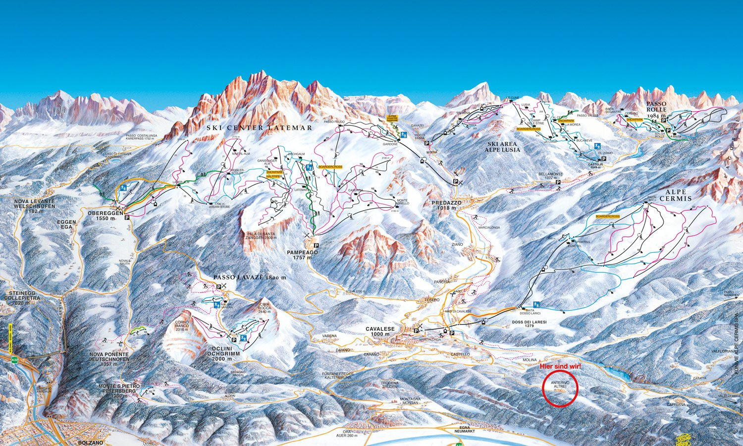 Let us show you the ski resort