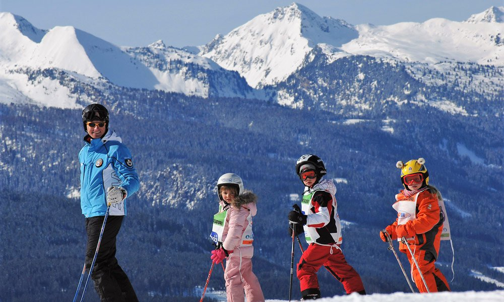 South Tyrol and Trentino: a skiing paradise for young and old